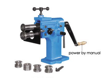Hand operated swaging machine 1.25mm 18swg (1swage)