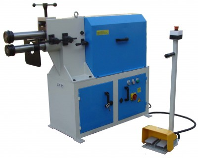 4.0mm capacity swaging machine