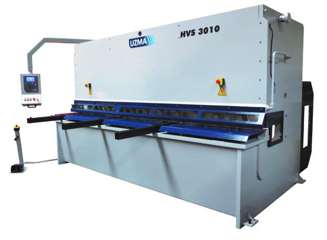 UZMA HVS Swing Beam Guillotine
