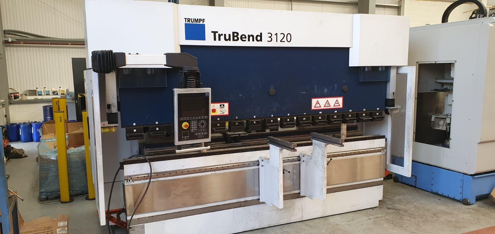 TRUMPF Trubend 3120 Multi axis CNC Press brake